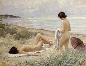 summer-on-the-beach-paul-fischer